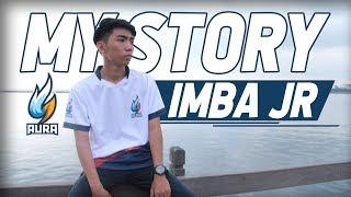 ini cerita dari IMBA JR dan perjalanan dia menjadi pro player. Like...