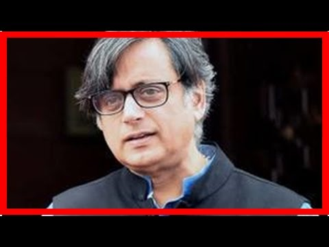 'maharajas' after filmmaker, scurried when british trampled honour: shashi tharoor