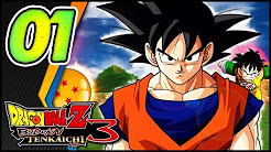 LET'S PLAY | Dragonball Z: Budokai Tenkaichi 3 HD
