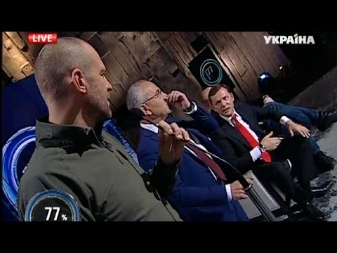Комбаты Семенченко и