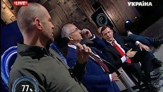 Комбаты Семенченко и Тетерук чуть не подрались с Ляшко