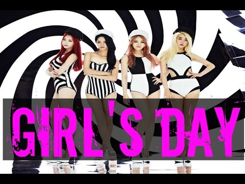GIRL'S DAY | MV Discography (2010-2015)