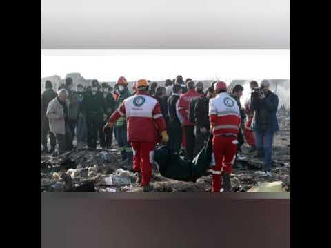 Вся правда о авиакатастрофе в Иране