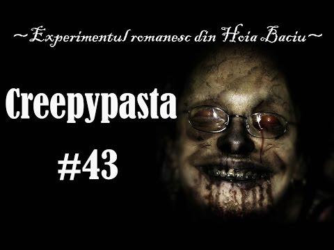 """""""Experimentul romanesc din Padurea Hoia Baciu"""" Poveste de Groaza Creepypasta"""