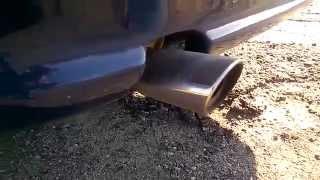 Специально для Drive2/ Звук выхлопа Peugeot 406 1.8 16V
