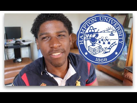 My freshman year experience at Hampton University