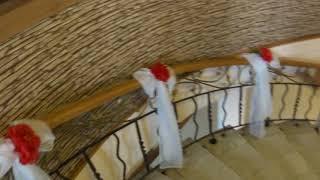 """красная свадьба с гигнко билоба в ресторане китайской кухни """"Бохай"""""""