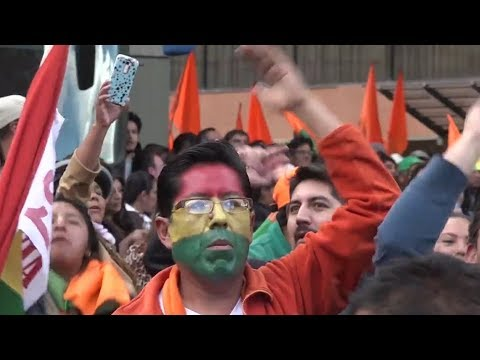 Bolivia Presidential Elections Headed For A Run-off