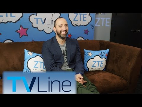 Tony Hale Interview | TVLine Studio Presented by ZTE | Comic-Con 2016