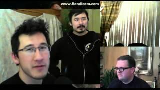 Markiplier Hightlight: Mark introduces his brother Tom!