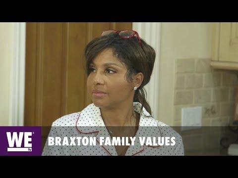 Braxton Family Values | Toni Eats Dirty Nuts | Season 5