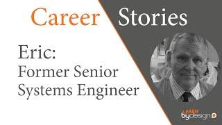 Mechanical Engineer Eric's Career Story