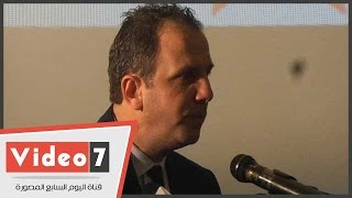 """ممثل """"سمير جعجع"""" بتيار الغد السورى: لايمكن تجزئة الإرهاب بالمنطقة"""
