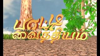 Patti Vaithiyam 01-02-2017 – Captain tv Show