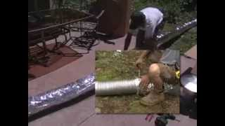 Chimney Liner Depot - Flex Liner Installation and Prep