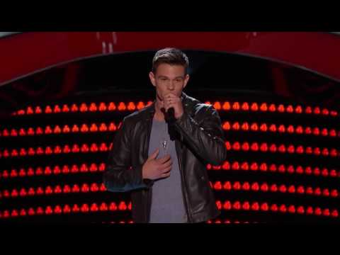 The Voice 2016 Blind Audition   Nick Hagelin   Lost Stars
