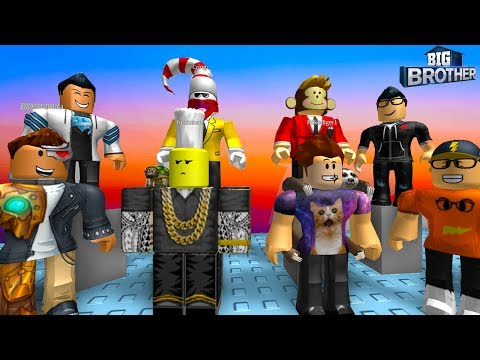 YOUTUBER ONLY ROBLOX BIG BROTHER (Episode 1)