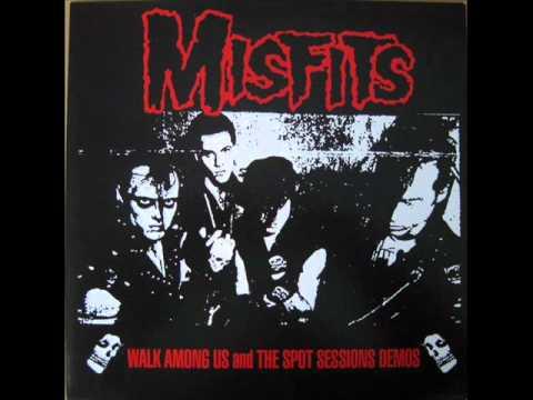 Misfits - 20 Eyes (cover) - Karaoke