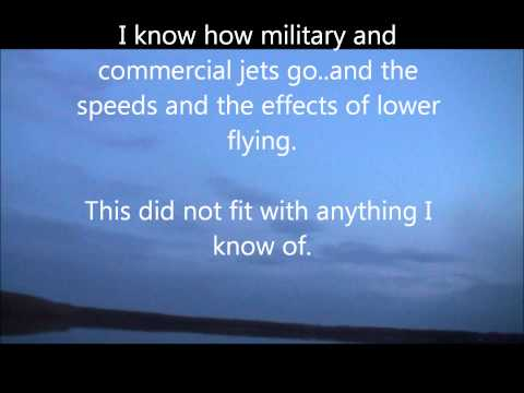 Cloaked Military Aircraft or UFO? Ground Shaking Event Shared