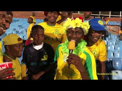 #CAFCL - Preliminary Round Mamelodi Sundowns Vs Leones Vagetarianos