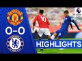 Manchester United 0-0 Chelsea   Premier League Highlights