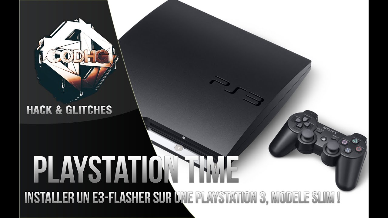 mise a jour e3 flasher