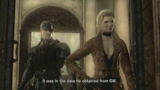 Metal Gear Solid 4 walkthrough 038 Don