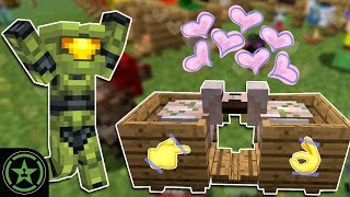Let's Play Minecraft - Episode 274 - Sky Factory Part 16