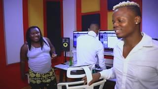 Mrisho Mpoto X Harmonize - Nimwage Radhi STUDIO SESSION