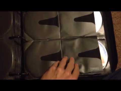 ASMR - Plastic Page Movie Binder - Horror Movie Collection - No Speaking