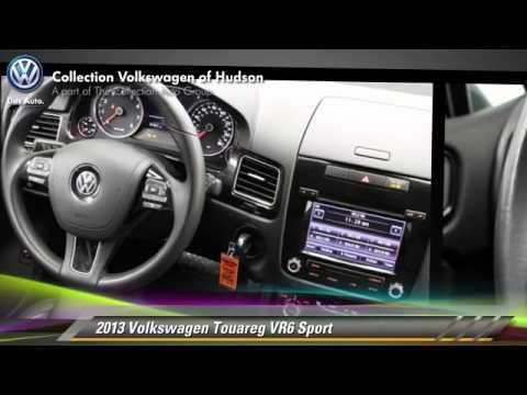 Used 2013 Volkswagen Touareg VR6 Sport - Hudson
