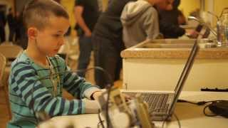 Learning to Code Games and Robots (Kids Coding)