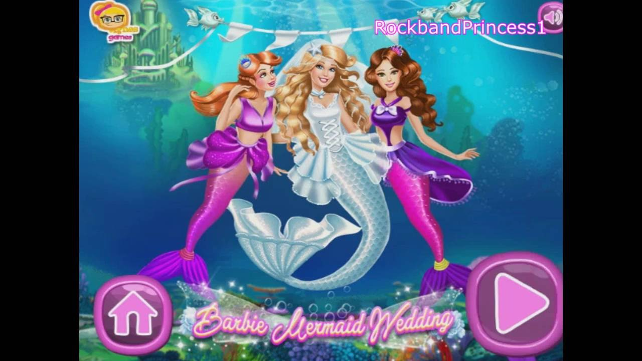 Barbie In A Mermaid Tale - Friv 10 Games