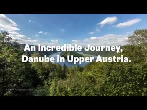 Incredible Journey, Danube in Upper Austria - A timelapse Adventure