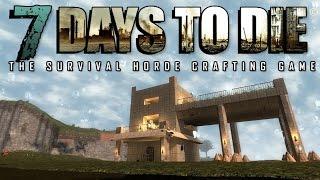 7 Days To Die - High Security Base - The ZipKrowd Bunker | Docm77