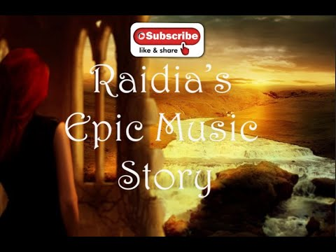 Epic Music with Fantasy storybook. Dragon, Faye, Fantasy, Adventure, Nature. Motivational and Fun