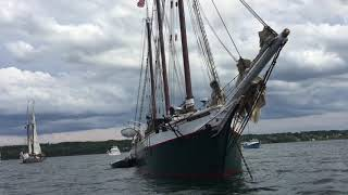 Heritage takes bragging rights at 2018 Great Schooner Race