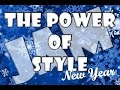 "JAM ""THE POWER OF STYLE"" - New Year"