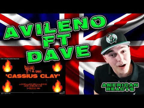 barz!!!!!-avelino--cassius-clay-(official-video)-ft-dave-american-reacts-to-uk-rap-(reaction)