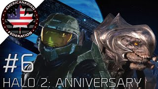 Halo 2: Anniversary [Part 6] This Tank Has Seen Better Days (Delta Halo)