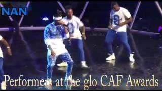 Glo CAF Award 2016