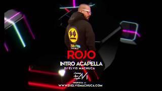 ROJO - JBALVIN REMIX DJ ELVIS MACHUCA
