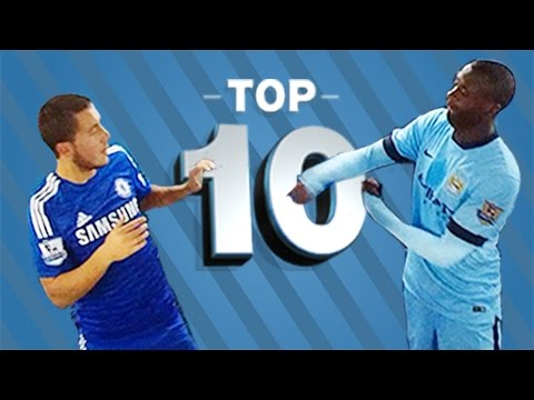 TUNNEL CAM Top 10 Moments 2014/15 Season