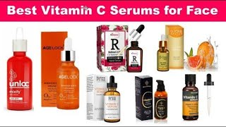 10 Best Vitamin C Serums for Face in India with Price I Brightening, Whitening & glowing skin serum