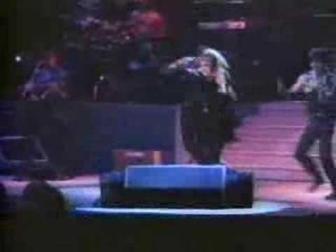 Madonna  Lucky Star  at 1985 Virgin Tour