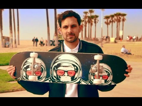 Dynamo: Magician Impossible - Series 4 - Skateboard Magic