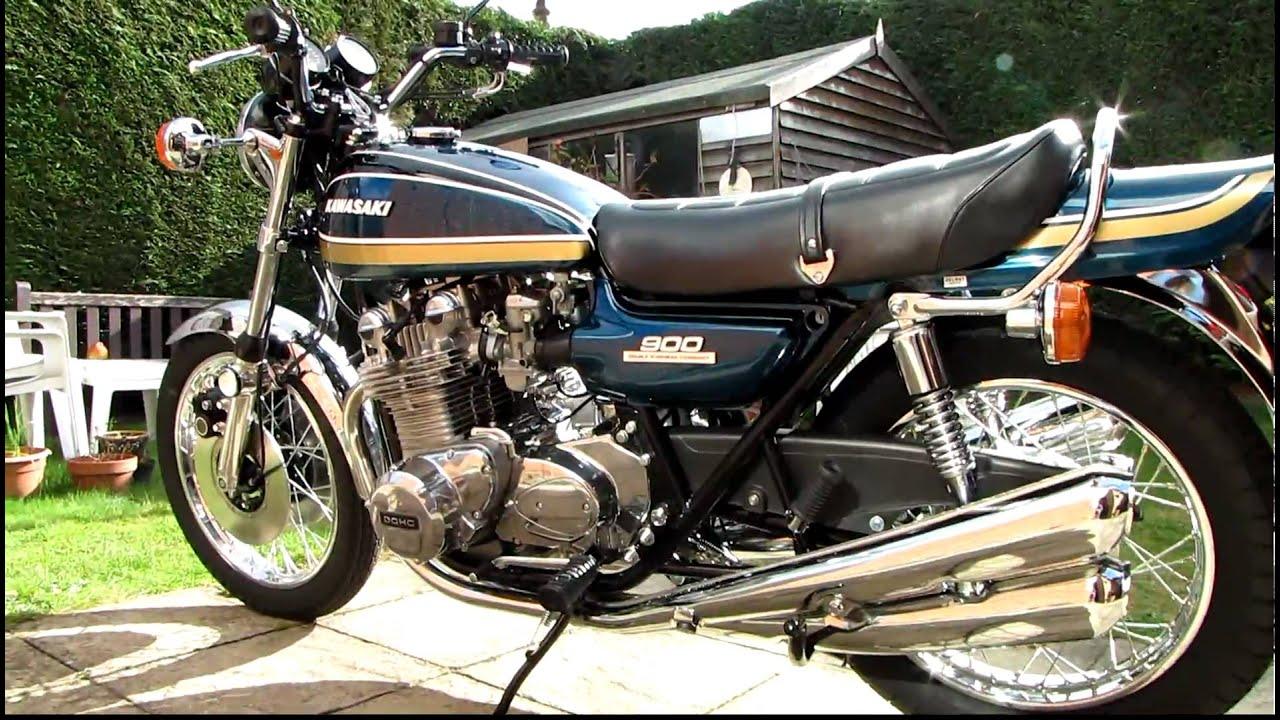 Kawasaki 900 Z1B 1975