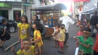 Anak Bulogading Blokade Jl Somba Opu Makassar