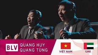 O.Việt Nam Vs O.UAE: Từ cabin BLV Quang Huy - Quang Tùng bình luận | VTC Now