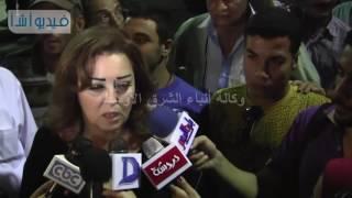 بالفيديو : نهال عنبر : علمت  أن حالة الفنان محمد كامل الصحية كانت صعبة